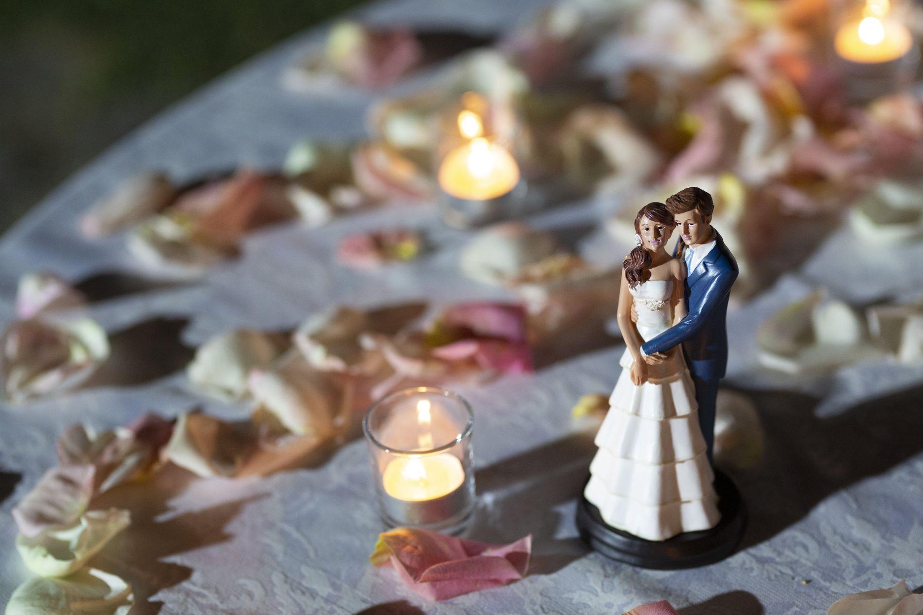 Dettagli matrimonio Mugello